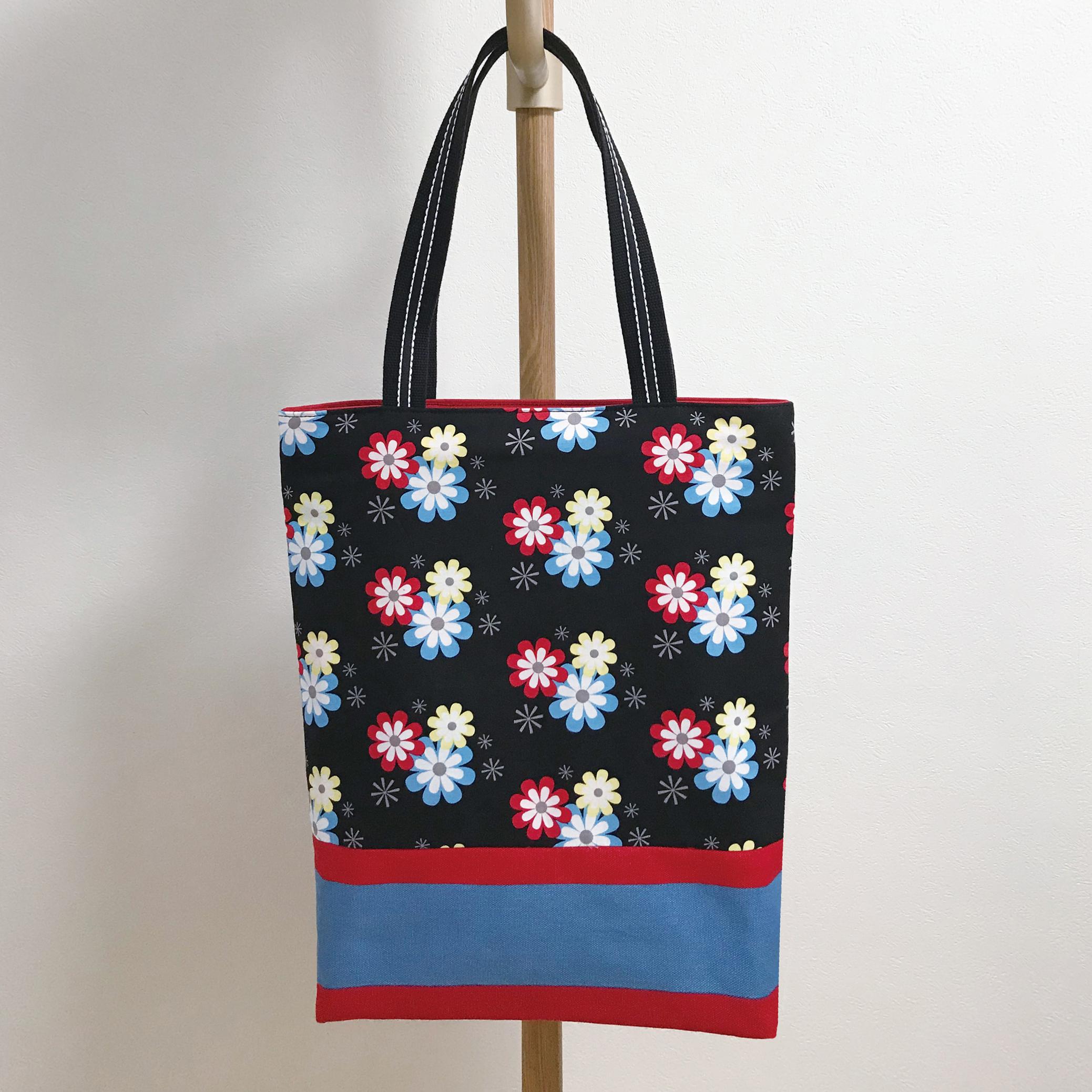kurumin|トリコロール|花柄