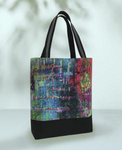 アート,トートバッグ,kurumin